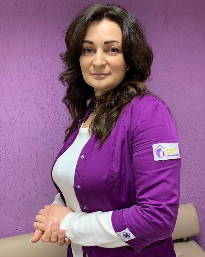 Калугина Анастасия Михайловна